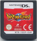Inazuma Eleven Nintendo DS Media