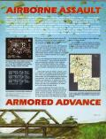 Operation Market Garden: Drive on Arnhem, September 1944 Commodore 64 Back Cover