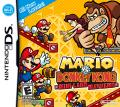 Mario vs. Donkey Kong: Mini-Land Mayhem! Nintendo DS Front Cover