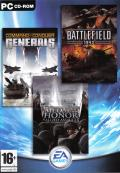 Medal of Honor: Allied Assault \ Battlefield 1942 \ Command & Conquer: Generals Windows Front Cover