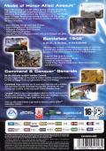 Medal of Honor: Allied Assault \ Battlefield 1942 \ Command & Conquer: Generals Windows Back Cover