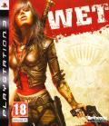 WET PlayStation 3 Front Cover
