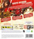 WET PlayStation 3 Back Cover