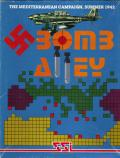 Bomb Alley Apple II Front Cover