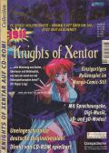 Knights of Xentar DOS Front Cover
