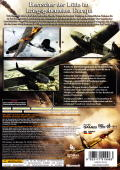 IL-2 Sturmovik: Birds of Prey Xbox 360 Back Cover