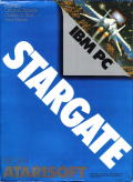 Stargate PC Booter Front Cover