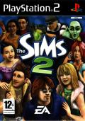 The Sims 2 PlayStation 2 Front Cover