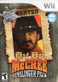 Mad Dog McCree: Gunslinger Pack Wii Front Cover