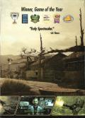 Fallout 3 (Game of the Year Edition) Xbox 360 Inside Cover Right