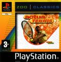 Actua Tennis PlayStation Front Cover