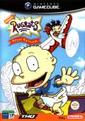 Nickelodeon: Rugrats - Royal Ransom GameCube Front Cover