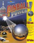 3-D Ultra Pinball: Power! Macintosh Front Cover