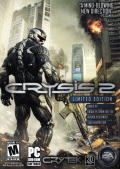Crysis 2 (Limited Edition) Windows Front Cover