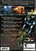 Rogue Trooper PlayStation 2 Back Cover