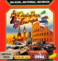 OutRun Europa Amstrad CPC Front Cover