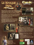 Clue Chronicles: Fatal Illusion Windows Back Cover
