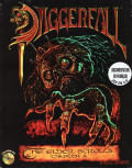 The Elder Scrolls: Chapter II - Daggerfall DOS Front Cover