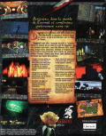 The Elder Scrolls: Chapter II - Daggerfall DOS Back Cover