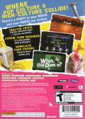 You Don't Know Jack Xbox 360 Back Cover