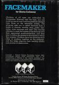 Facemaker BBC Micro Back Cover