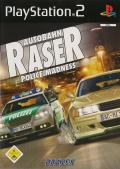 London Racer: Police Madness PlayStation 2 Front Cover