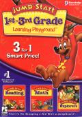 Jump Start 1st - 3rd Grade Learning Playground Macintosh Front Cover