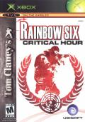 Tom Clancy's Rainbow Six: Critical Hour Xbox Front Cover