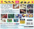 Micro Machines V3 PlayStation Back Cover