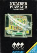 Number Puzzler BBC Micro Front Cover