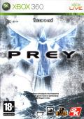 Prey Xbox 360 Front Cover