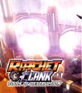 Ratchet & Clank Future: Tools of Destruction PlayStation 3 Inside Cover Left