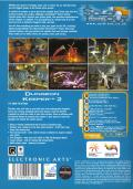 Dungeon Keeper 2 Windows Back Cover
