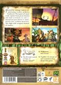 Tales of Monkey Island: Collector's Edition Macintosh Other Slipcase - Back