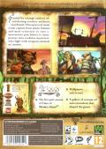 Tales of Monkey Island: Collector's Edition Macintosh Other Keepcase - Back
