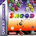 Snood Game Boy Advance Front Cover