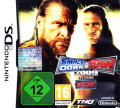 WWE Smackdown vs. Raw 2009 Nintendo DS Front Cover
