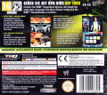 WWE Smackdown vs. Raw 2009 Nintendo DS Back Cover