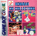 Konami GB Collection Vol. 2 Game Boy Color Front Cover
