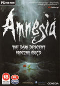 Amnesia: The Dark Descent Windows Front Cover