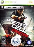 Tom Clancy's Splinter Cell: Conviction Xbox 360 Front Cover