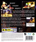 X-Blades PlayStation 3 Back Cover