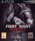 Fight Night Champion PlayStation 3 Front Cover