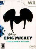Disney Epic Mickey (Collector's Edition) Wii Front Cover