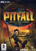 Pitfall: The Lost Expedition Windows Front Cover