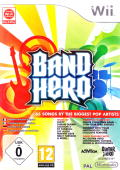 Band Hero Wii Front Cover