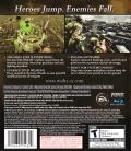 Medal of Honor: Airborne PlayStation 3 Back Cover