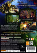 Enslaved: Odyssey to the West Xbox 360 Back Cover