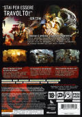 Gears of War 2 Xbox 360 Back Cover