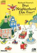 Richard Scarry's Best Neighborhood Disc Ever! CD-i Front Cover